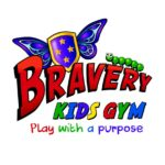 Bravery Kids Gym Logo